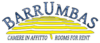 BARRUMBAS Rooms for rent in Capo Comino